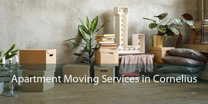 Apartment Moving Services in Cornelius