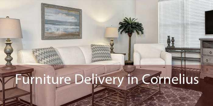 Furniture Delivery in Cornelius