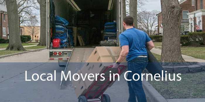 Local Movers in Cornelius