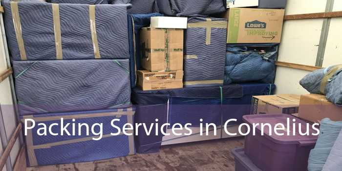Packing Services in Cornelius