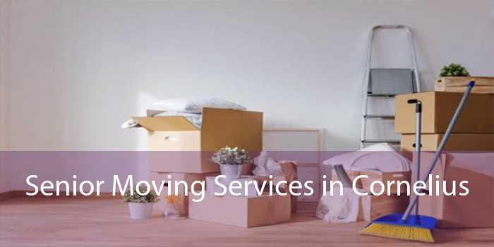 Senior Moving Services in Cornelius
